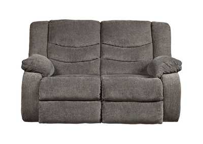 Image for Tulen Gray Reclining Loveseat