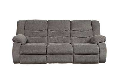 Image for Tulen Gray Reclining Sofa