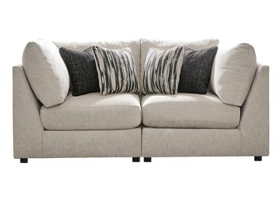 Kellway Bisque 2 Piece Sectional