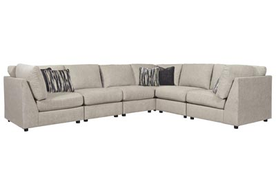 Image for Kellway Bisque Right Arm Facing Sectional