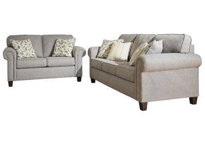 Image for Alandari Gray Sofa & Loveseat