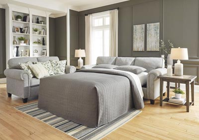 Alandari Gray Queen Sleeper Sofa