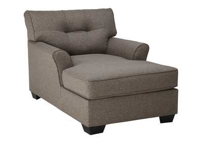 Image for Tibbee Slate Chaise