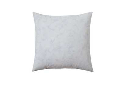 Feather-fill White Small Pillow Insert