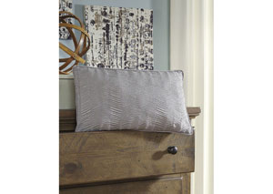 Canton Gray Pillow (4/CS)