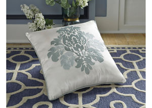 Angelea Sage/Ivory Pillow (4/CS)