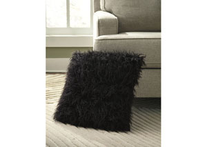Giancario Black Pillow (4/CS)
