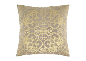 Melina Gold Pillow (Set of 4)