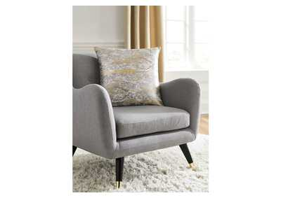 Matar Metallic Pillow (4/CS)