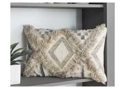 Liviah White Pillow (Set of 4)