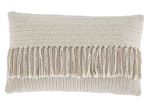 Medea Tan/Cream Pillow
