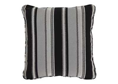 Image for Samuel Black/Tan Pillow