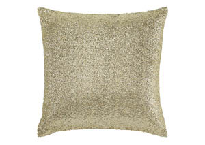 Renegade Gold Pillow