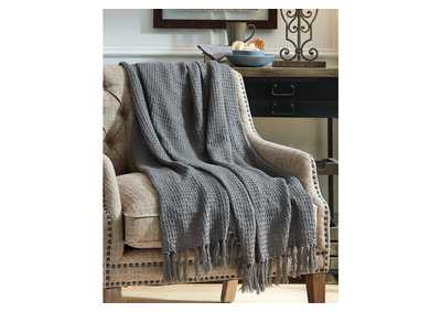 Rowena Gray Throw (Set of 3)