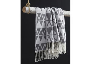 Noemi Slate Throw (3/CS)