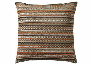 Janessa Blue/Gray Pillow