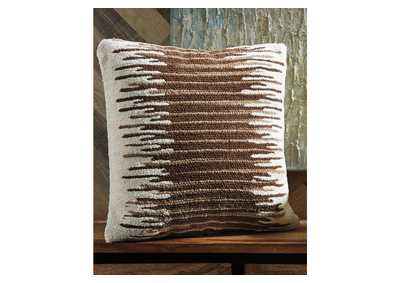 Wycombe Cream/Brown Pillow