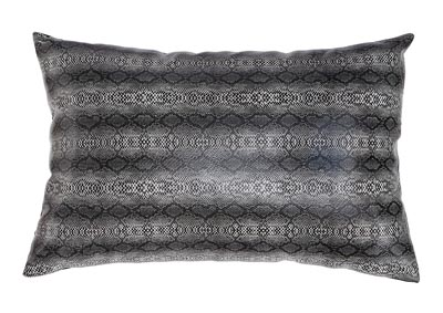 Savier Black/Gray Pillow