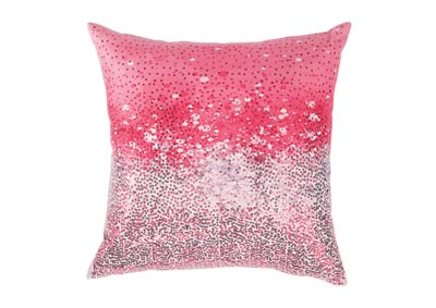 Meilani Pink Pillow (Set of 4)