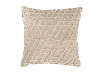 Mayten Tan/White Pillow (Set of 4)
