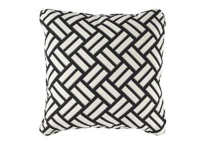 Ayres Black/White 4 Piece Pillow Set