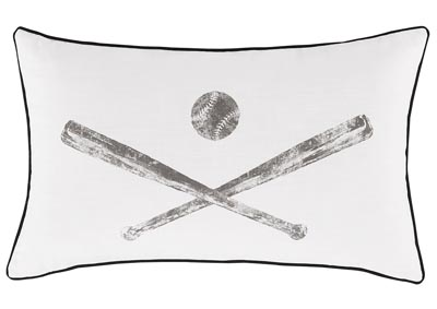 Waman Baseball Design 4 Piece Pillow Set