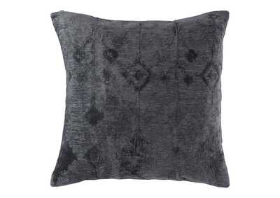 Oatman Slate Blue Pillow (Set of 4)