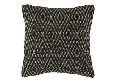 Image for Mitt Black/Tan Pillow (Set of 4)