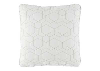 Laranae Cream Pillow (Set of 4)