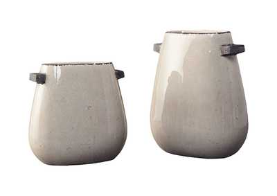 Image for Diah Tan Vase Set (Set of 2)