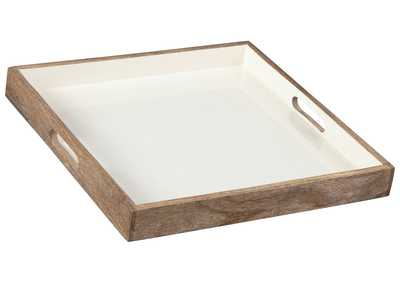 Image for MORIA Natural/White Tray