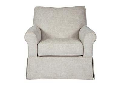 Image for Searcy Quartz Swivel Glider Accent Chair