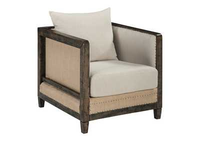Image for Copeland Linen Accent Chair