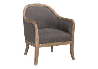Image for Engineer Brown Accent Chair