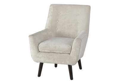 Image for Zossen Ivory Accent Chair