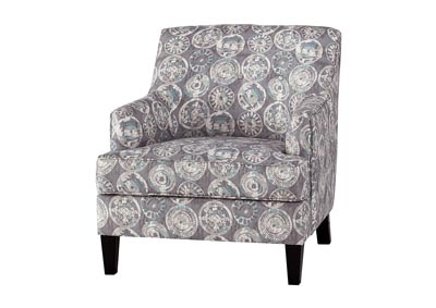 Adril Mint Accent Chair