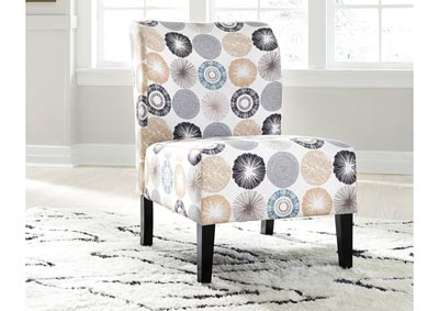 Triptis Patterned Accent Chair