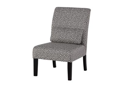 Sesto Gray/Ivory Accent Chair
