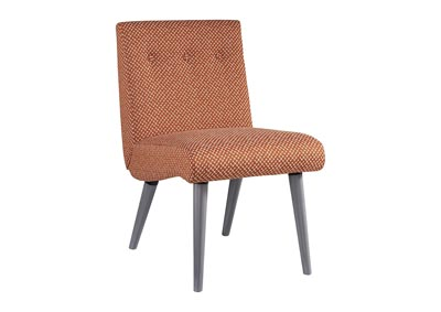 Zittan Papaya Accent Chair