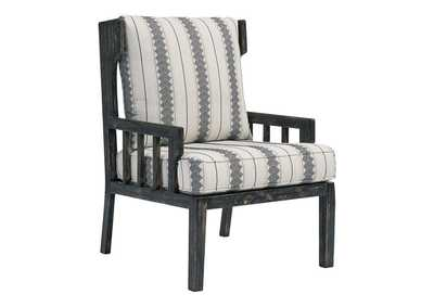 Image for Kelanie Onyx Accent Chair