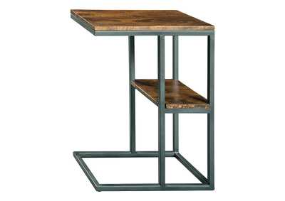 Forestmin Natural/Black Accent Table,Direct To Consumer Express