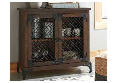 Havendale Brown Accent Cabinet