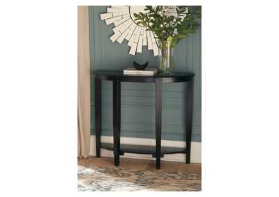 Image for Altonwood Black Sofa Table