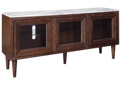 Image for Graybourne Brown Accent Cabinet