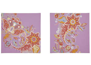 Domenica Multi Wall Art Set (Set of 2)