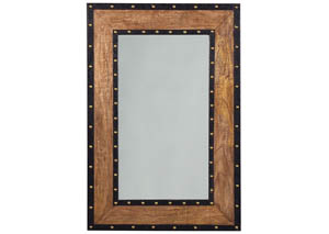 Dulcina Natural Accent Mirror