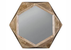 Corin Natural Accent Mirror