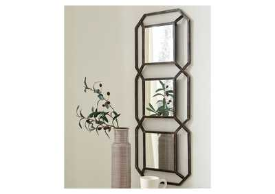 Savane Gold Accent Mirror