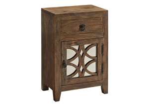 Charlowe Brown Nightstand