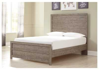 Culverbach Gray Full Panel Bed,Signature Design By Ashley